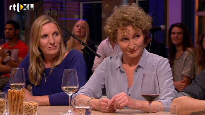 Afbeelding bij RTL Late Night: Dominique van der Heyde achter trilogie