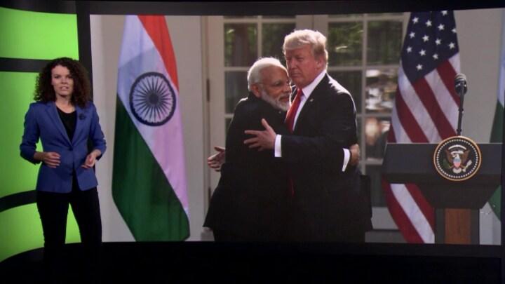 Waarom Trump ook de aanval opent op India