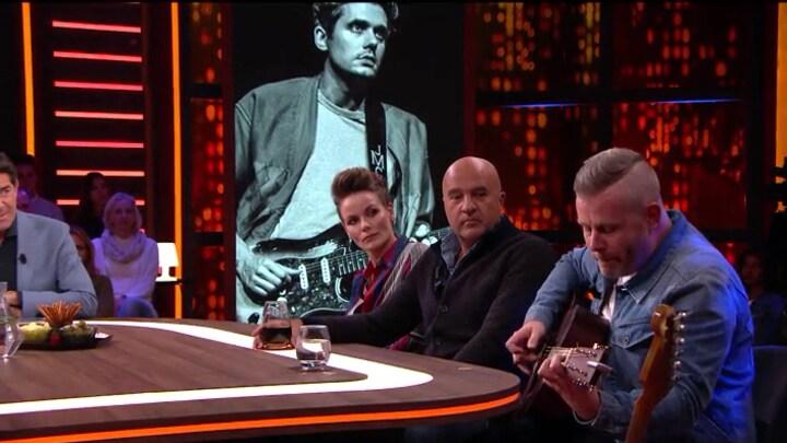 Ed Struijlaart over gitaarheld John Mayer: 'Moeilijk om te spe...