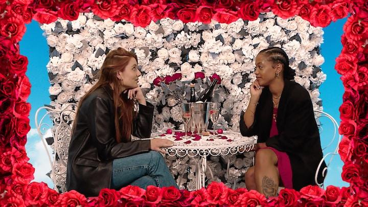 Vrijgezellig: Joy en Sarai over 'oneerlijke exit' De Bachelor