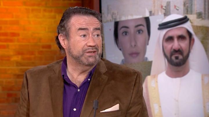 Marc: 'Er moet bewijs komen dat prinses Latifah nog leeft'
