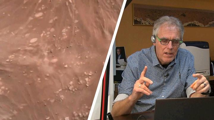 Zo klinkt het op Mars: 'Dit is echt heel bijzonder' - RTL Nieuws