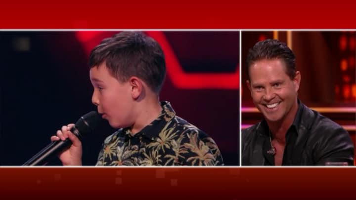 Danny de Munk over The Voice Kids-deelnemer Silver Metz