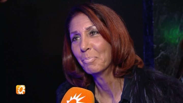 Rachel Hazes reageert op relatiebreuk André en Monique