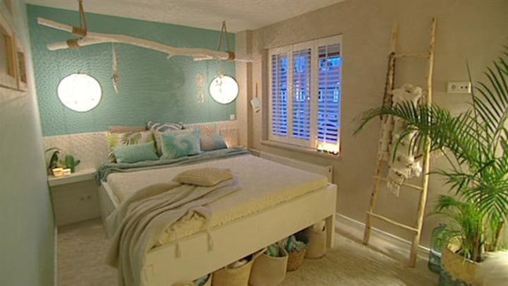 Eigen Huis & Tuin: Slaapkamer met natuurelementen (fragment)