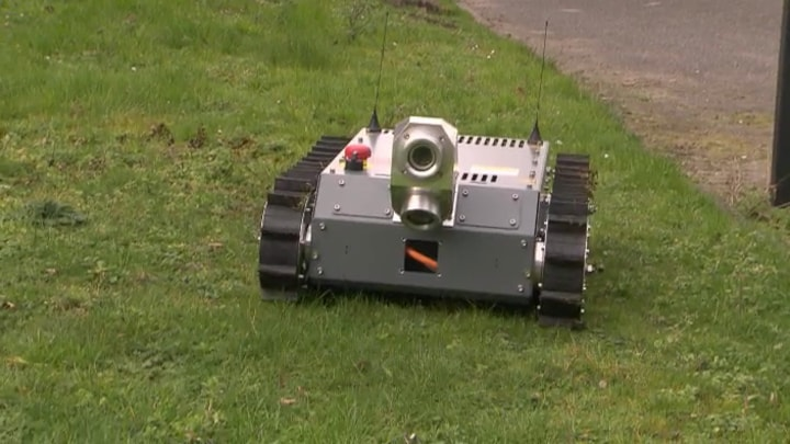 Deze 5G-robot vergroot de veiligheid bij oliemaatschappijen