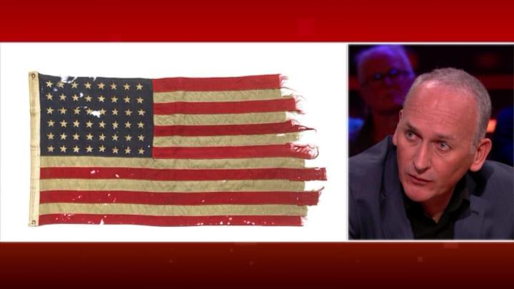 'Waarde eerste D-Day-vlag meer dan het bedrag dat ik ervoor ka...