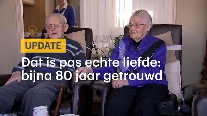 80 jarig huwelijk 79 jaar getrouwd: paar onthult geheim voor goed huwelijk | RTL Nieuws 80 jarig huwelijk