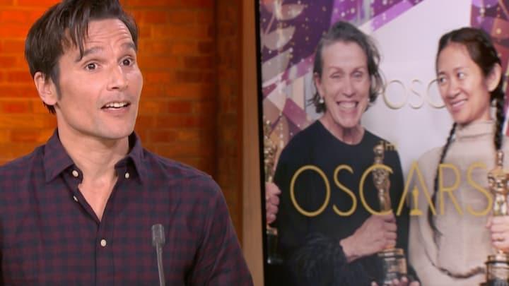 Tim Oliehoek over Oscars: 'Echt een anticlimax'