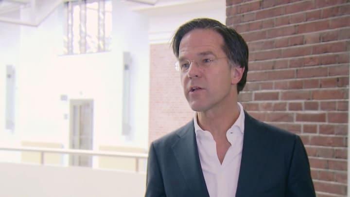 Mark Rutte staat open voor relatie: 'Kan een keer gebeuren'