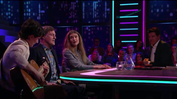 Mira en Huub van der Lubbe - Laat mij lekker in de waan