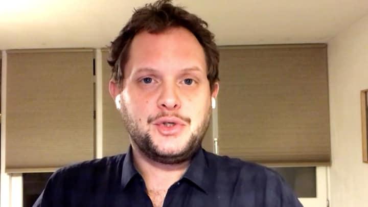 Diederik Jekel is voorstander van avondklok: 'Grote zorgen'