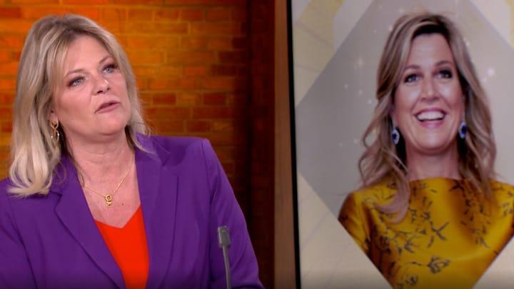 Justine Marcella: 'Máxima kan niet stuk bij Nederlanders'