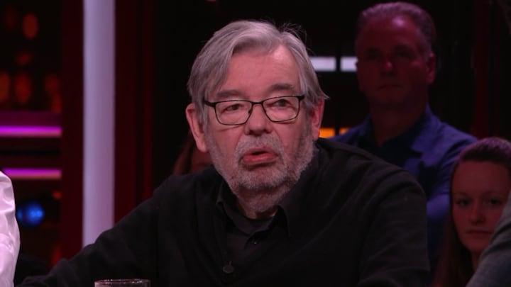 Maarten van Rossem cynische juryvoorzitter van De Slimste Mens