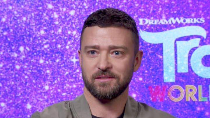 Justin Timberlake vertelt waarom nieuwe Trolls-film 'te gek' is