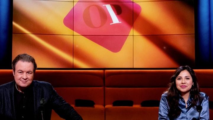 Sven en Talitha stoppen abrupt als Op1-presentatoren