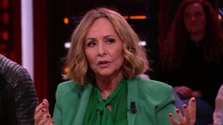Angela Groothuizen duikt in haar verborgen verleden