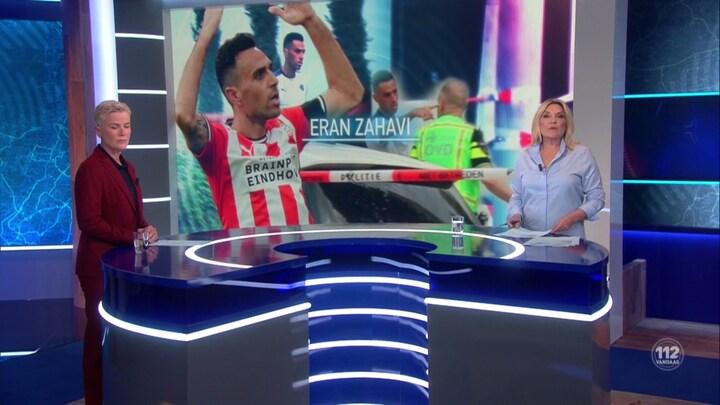 Brute overval op gezin van profvoetballer Eran Zahavi