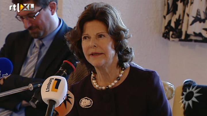 Zweedse koningin vol lof over Nederlands koningspaar