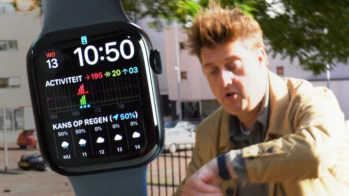 Getest: de nieuwe Apple Watch Series 7