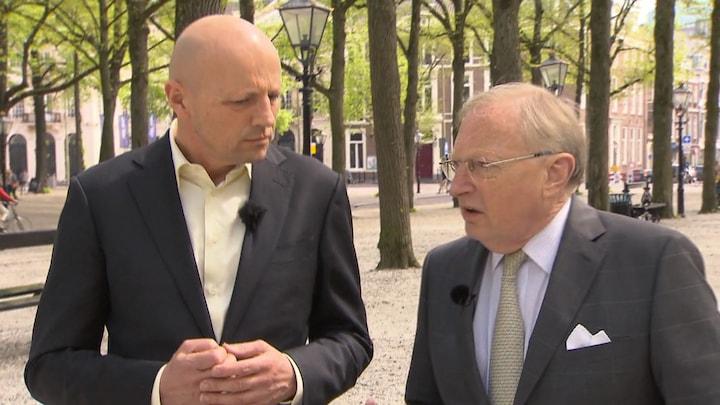 Tjibbe Joustra: 'Haal geen Nederlandse IS'ers terug'