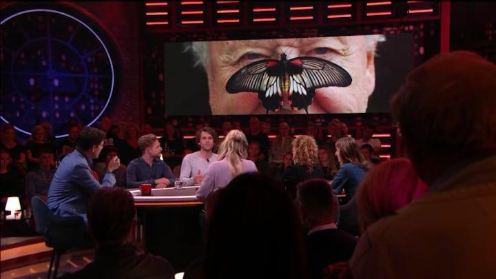 Natuurfilmmaker Ruurd Jelle van der Leij neemt het op voor Dav...