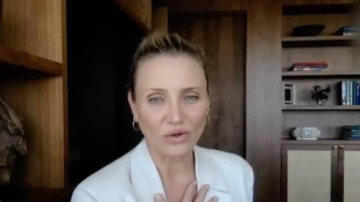 Cameron Diaz vertelt waarom ze besloot om te stoppen met acteren