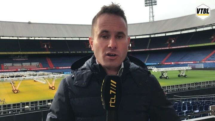 Haps staat voor return bij Feyenoord