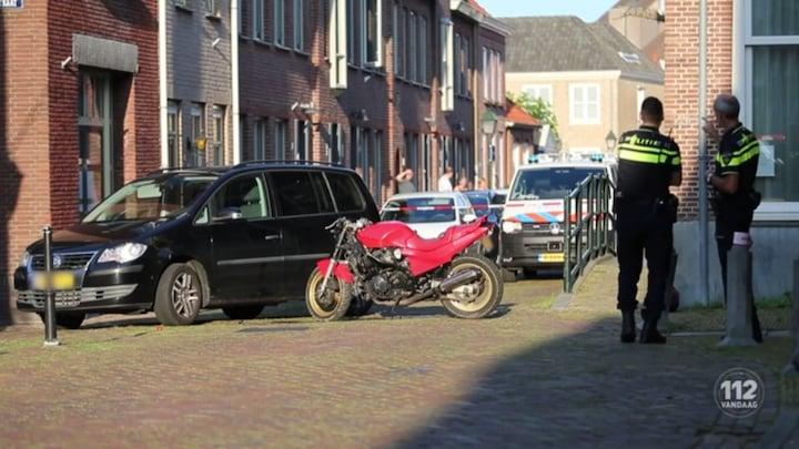 Verkeersruzie escaleert in steekpartij in Geertruidenberg en Amsterdam