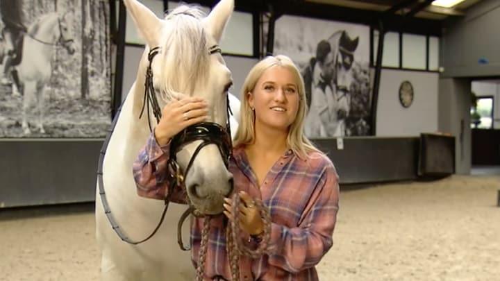 Britt houdt teugels stevig in handen bij tweede paardenfilm
