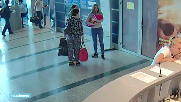 Wanhopige Russische moeder verkoopt haar pasgeboren baby