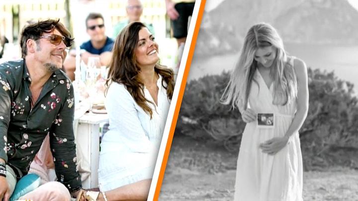 'Annemarie en Caroline vinden het leuk dat ze samen zwanger zijn'