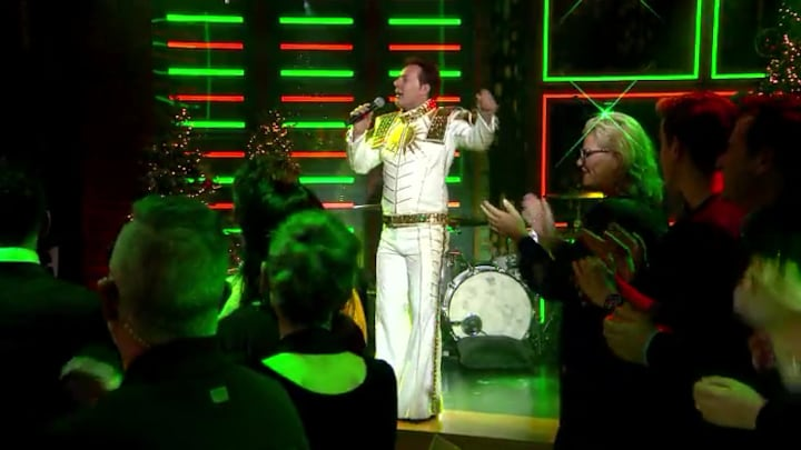 Gerard Joling met de kersthit van 2018: Christmas on the Dancefloor