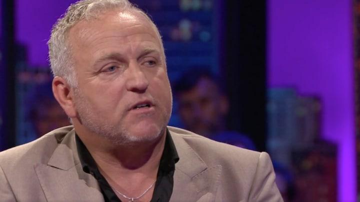 Gordon over verslaving: 'Dat blijft, het is een ziekte'
