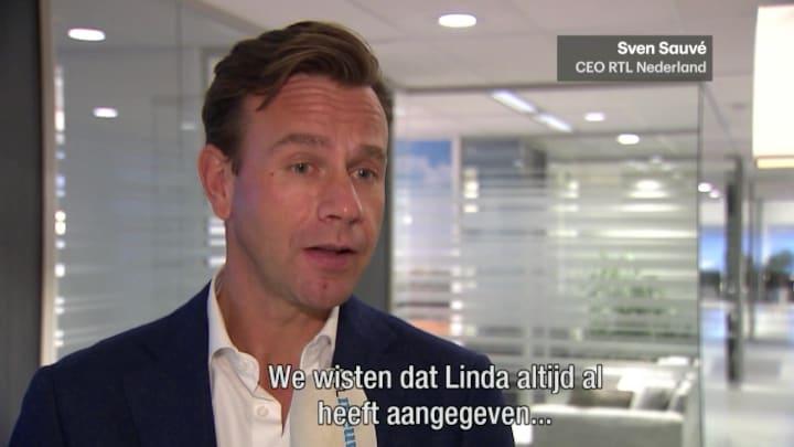 RTL-ceo Sauvé over vertrek De Mol: 'Wat ons betreft geen oorlog'