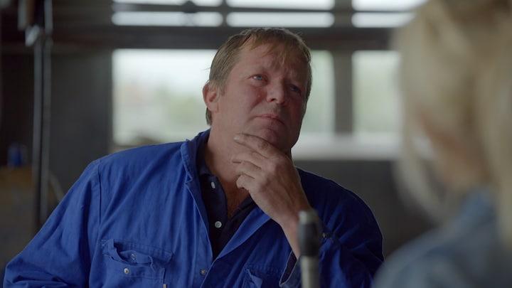 Boer Theo kan in Boer zoekt Vrouw zijn tranen niet bedwingen