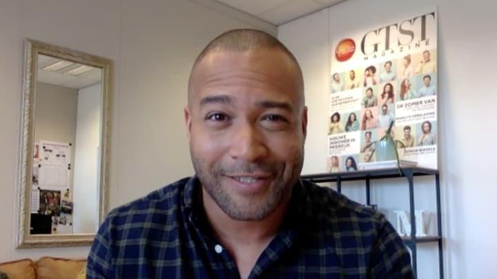 Everon Jackson Hooi verklapt: 'Ik ga in een Netflix-film spelen'