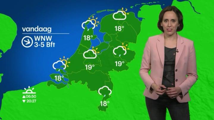 Buienradar NL 1 september 2015 10:00