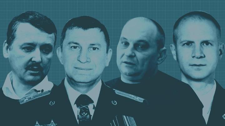 Schutter, Adder, Chagrijn en Mol: dit zijn de verdachten van de MH17-ramp