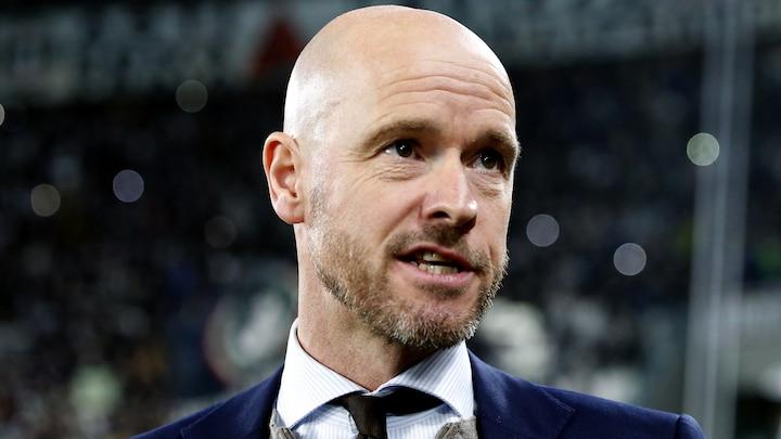 Ten Hag weerspreekt Pochettino: 'Ajax niet favoriet tegen Spurs'