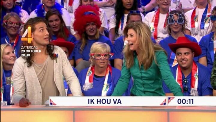 Afbeelding bij Ik Hou Van Holland: 29 oktober terug op 4! (fragment)