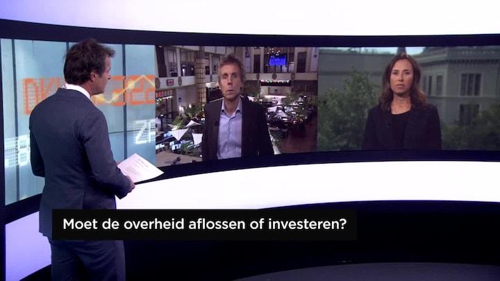 Moet Rutte investeren of aflossen?