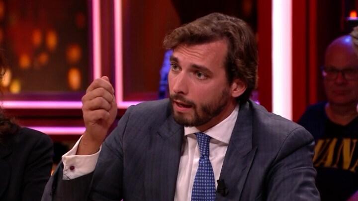 Thierry Baudet gelooft niet in klimaatmaatregelen: 'Groene gekte'