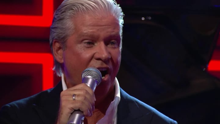 Dries Roelvink zingt Frank Sinatra - My Way in het Nederlands