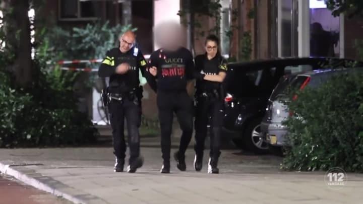 Politie lost schoten in Den Haag
