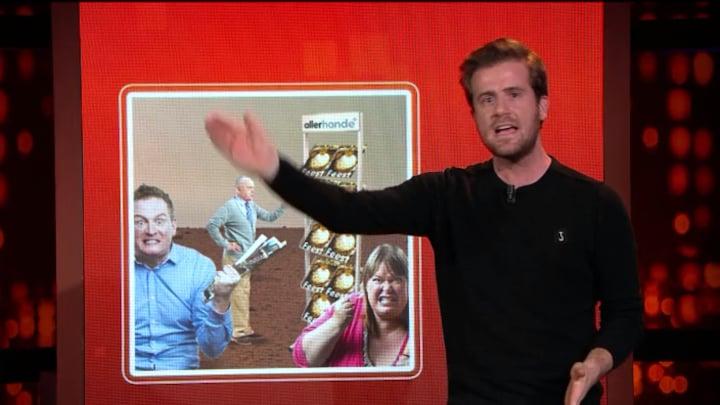 Martijn zegt Sorry: Allerhande en het Voedingscentrum