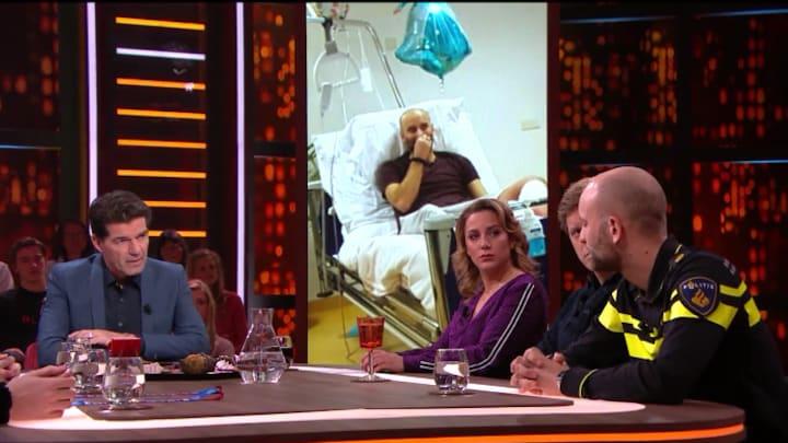 Damien Kok slachtoffer geweld tegen politie: 'Ik heb blijvende schade'