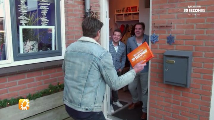 RTL Boulevard 30 Seconds van 26 december