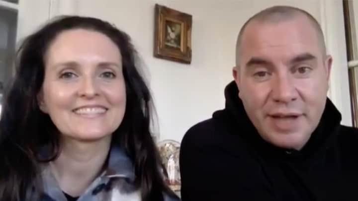 Jeroen van Koningsbrugge en vrouw komen met nieuw kinderboek
