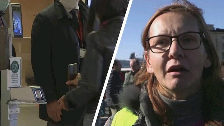 Coronapas nodig voor werk in Italië: 'Recht op arbeid ontnomen'